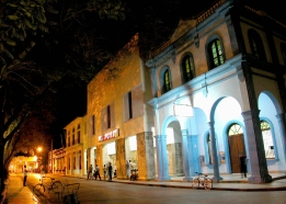 Centro histórico de Bayamo